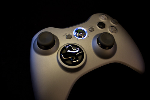 silver controller