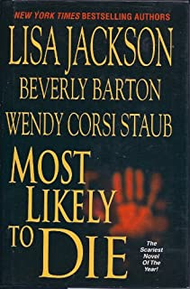Book Cover: Most likely to die