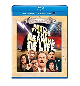 Monty Python's The Meaning of Life 30th Anniversary Edition (Blu-ray + Digital Copy + UltraViolet) from Universal Studios