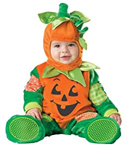Infant costume size of Pumpkin Patch Infant Costume Pumpkin Patch :6-12 months (japan import)