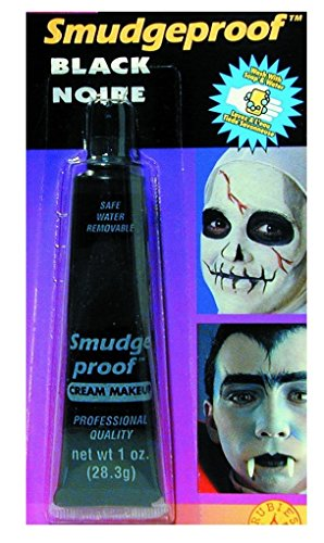 Rubie's Black Smudgeproof Costume Make-up - 1