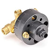 American Standard R115SS Pressure Balance Rough Valve Body Female Thread I.P.S Inlets/Outlets with Screwdriver Stops
