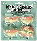 Dental Disasters - Deluxe Fake Teeth! (accesorio de disfraz)