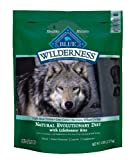 Blue Buffalo Wilderness Grain Free Dry Dog Food, Duck Recipe, 4.5-Pound Bag