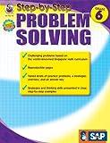 Step-by-Step Problem Solving, Grade 6