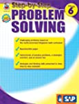 Step-by-Step Problem Solving, Grade 6