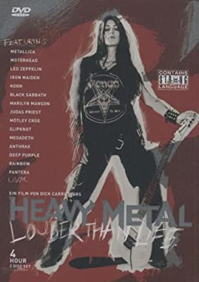 Heavy Metal - Louder than Life (2 DVDs, Metal-Pack)
