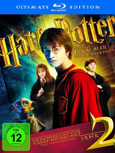 Harry Potter und die Kammer des Schreckens (Ultimate Edition) [Blu-ray]