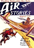 img - for Air Stories: August 1927 book / textbook / text book