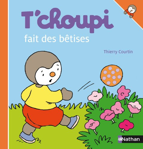 T 39 choupi a peur des chiens thierry courtin fernand nathan - Tchoupi piscine ...