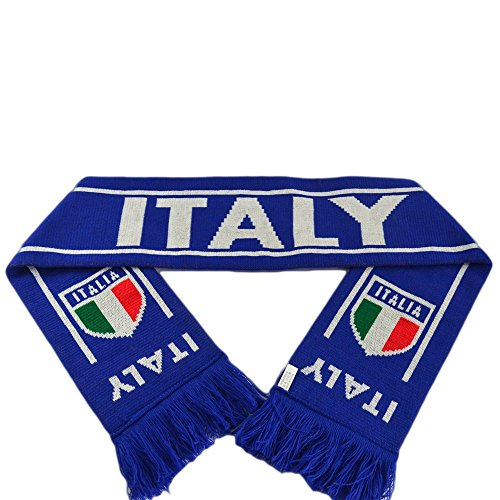 Scarves-Pallone da calcio dell'Inghilterra Francia Italia Germania Euro 2016 Fan Merchandise National Teams