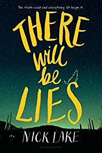 There Will Be Lies by Nick Lake ebook deal