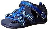 Robeez Beach Break Mini Sandal (Infant)