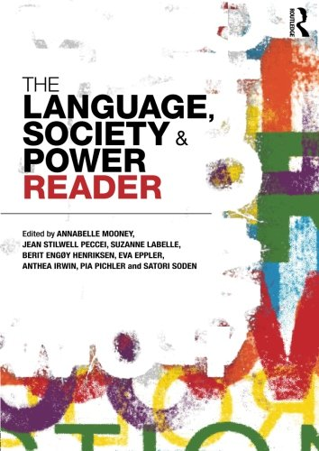 LSP Bundle: The Language , Society and Power Reader
