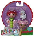 Lalaloopsy Tippy Tumbelina and Pix E Flutters Pencil Toppers