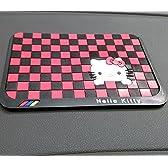 DREAMPARK 車載 スマホ 滑り止めパット 【並行輸入品】(ハロー キティ ピンク)DR346