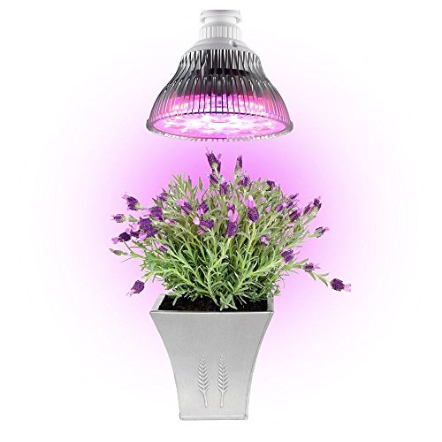 minger led pflanzenlampe e27 12w led wachsen pflanze wachsen licht wasserkulturbetriebslampe. Black Bedroom Furniture Sets. Home Design Ideas