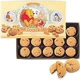 くまのプーさんマカダミアナッツ&チョコチップクッキー1箱 (アメリカ クッキー)