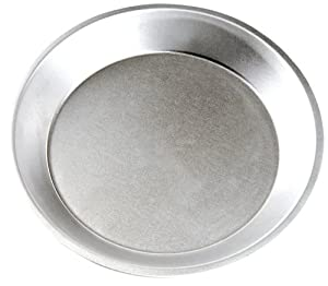 Kitchen Supply Aluminum Pie Pan 10-inch