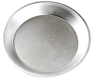 Kitchen Supply Aluminum Pie Pan 10-inch by Kitchen Supply
