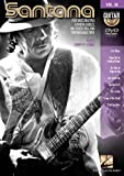 Santana - Guitar Play-Along DVD Volume 36