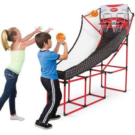 Lowest Prices! Kids Electronic Basketball Junior Arcade Basketball Game Pump Included (Black Friday ...