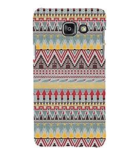 EPICCASE upside down Mobile Back Case Cover For Samsung Galaxy A7 (Designer Case)