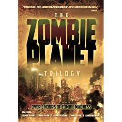 The Zombie Planet Trilogy