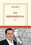 vignette de 'prépondérants (Les) (Hédi Kaddour)'
