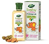 Dabur Baby Massage Oil 100 Ml With Olive And Almond
