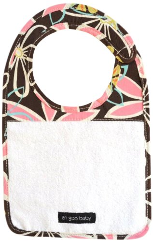 Terry Cloth Baby Bibs front-1020088