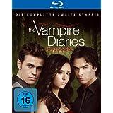 The Vampire Diaries - Die komplette zweite Staffel 4 Blu-rays