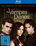 DVD Cover 'The Vampire Diaries - Die komplette zweite Staffel (4 Blu-rays) [Blu-ray]