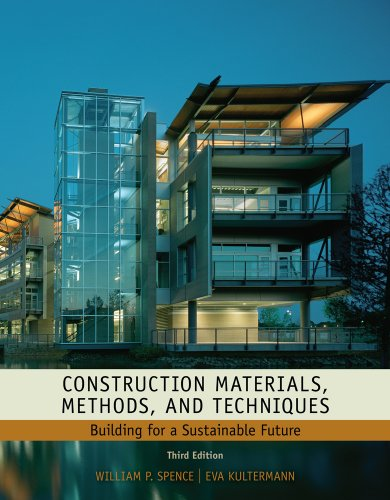 Construction Materials, Methods and Techniques: Building...