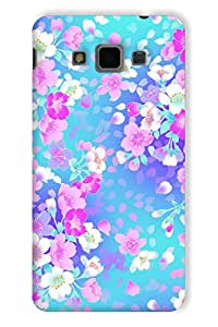 IndiaRangDe Hard Back Cover FOR Samsung Galaxy Grand Max