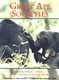img - for Great Ape Societies book / textbook / text book