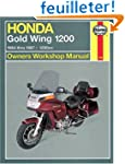 Honda Gl1200 Gold Wing Owners Worksho...
