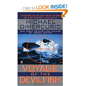 Voyage of the Devilfish - Michael DiMercurio