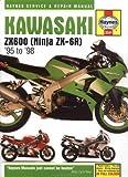 Kawasaki ZX-6R Ninja Fours (1995-98) Service and Repair Manual (Haynes Service and Repair Manuals) Matthew Coombs