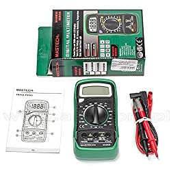 Maker And Hacker Mas-830/500 Digital-Pocket-Multimeter-Dmm