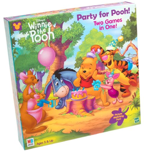 Disney's Winnie the Pooh; Party for Pooh - 1