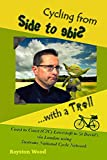 Cycling from Side to Side...with a Troll: Coast to Coast (C2C) Lowestoft to St David