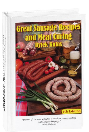Sausage curing smoking recipes