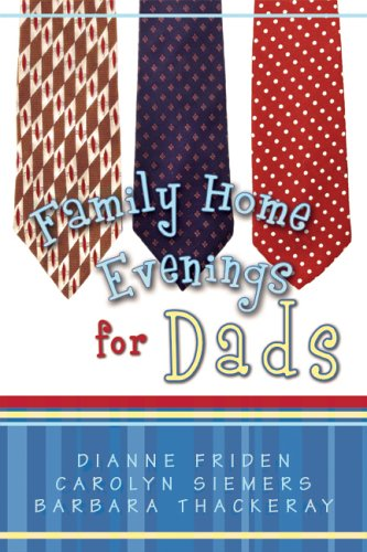 Image for Family Home Evenings for Dads
