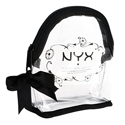 Best Cheap Deal for NYX Makeup Bags, Small Clear from NYX Cosmetics USA, Inc. - Free 2 Day Shipping Available