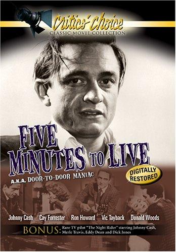 Five Minutes to Live A.K.A. Door-to-Door Maniac (Door To Door Dvd compare prices)