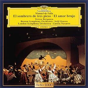 Tres Picos. El Amor Brujo [Japan LTD CD] UCCG-5121 - Amazon.com Music