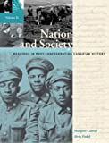 img - for NATION AND SOCIETY Readings in Post-Confederation Canadian History (Volume II) book / textbook / text book