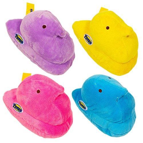Peeps Plush Chick Set -- 4 Chicks