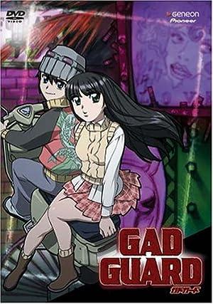 GAD GUARD DVD-BOX